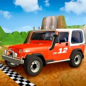 Offroad Jeep Car Racing