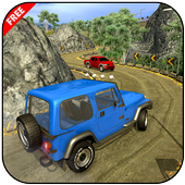 Offroad Jeep Driving: City Extreme Simulator