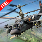 Army Gunship Helicopter Games 3D: Joycity Battle