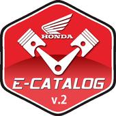 E-Catalog Motor Honda