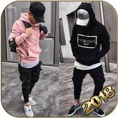 Street Fashion Swag Men Style