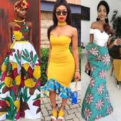 Zambian Chitenge Fashion Styles