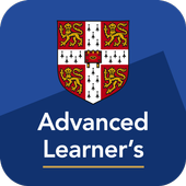 Cambridge Advanced Learners Dictionary, 4th ed.