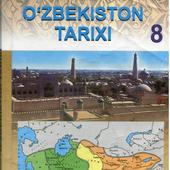 Ozbekiston tarixi 8-sinf