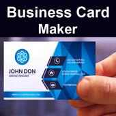 Business Card Maker Visiting Card Maker Photo Logo