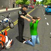Police Car Driving  Crime Simulator