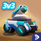 Tank Raid Online  3v3 Battles