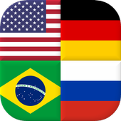 Flags of All Countries of the World: GuessQuiz