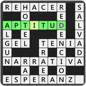 Crosswords  Spanish version (Crucigramas)