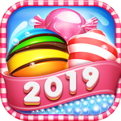 Candy Charming  2019 Match 3 Puzzle Free Games