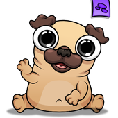 Pug  My Virtual Pet Dog
