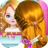 School kids Hair stylesMakeup Artist Girls Salon