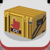 Case Clicker 2  Custom cases!
