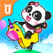 Baby Panda indergarten