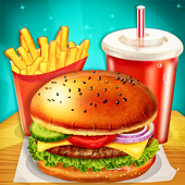 Happy ids Meal Maker  Burger Cooking Game
