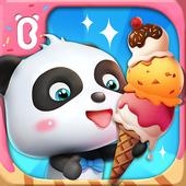 Baby Panda, Ice Cream Maker  Chef and Dessert Shop