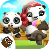 Panda Lu Baby Bear World  New Pet Care Adventure