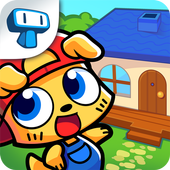 Forest Folks  Cute Pet Home Design Game
