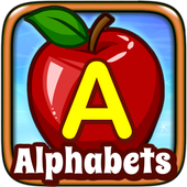 Alphabet for ids ABC Learning  English