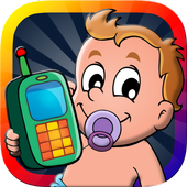 Baby Phone Game for ids Free  Cute Animals