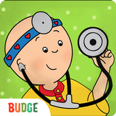 Caillou Check Up  Doctor