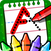ABC PreSchool ids Tracing and Phonics Learning Game