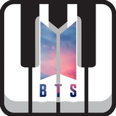 BTS Real Piano Tiles