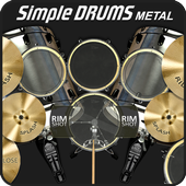 Simple Drums  Metal