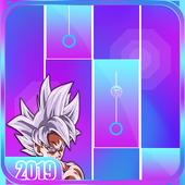 Dragonball Piano Game