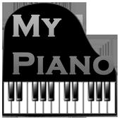 Real Piano eyboard