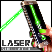 Laser Pointer App  SIMULATED