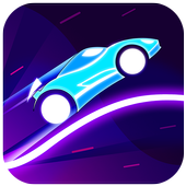 Beat Rider  Neon Rider Game