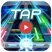 TapTube  Music Video Rhythm Game