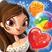 Sugar Smash: Book of Life  Free Match 3 Games.