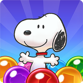 Snoopy Pop  Free Match, Blast and Pop Bubble Game