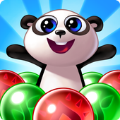 Panda Pop! Top Free Bubble Shooter Game