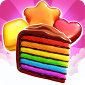 Cookie Jam  Match 3 Games and Free Puzzle Game