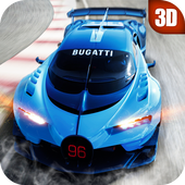Crazy Racer 3D  Endless Race