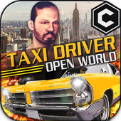 Crazy Open World Driver  Taxi Simulator New Game