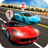 Airborne Real Car Racing Free Game