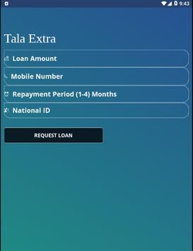 Tala Mkopo Extra ScreenShot1