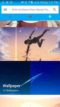 Kimi no Nawa (Your Name) Fan Art