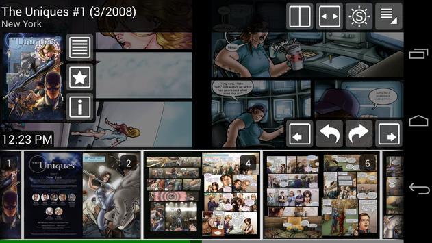 ComicRack Free ScreenShot1