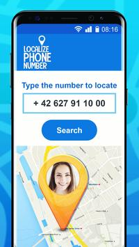 Locate people by phone number