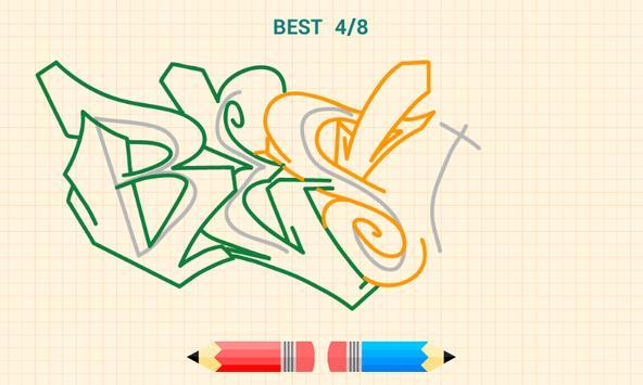 How to Draw Graffitis ScreenShot1