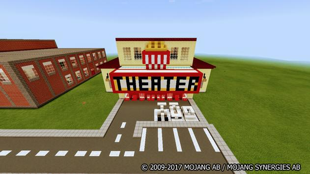 School and Neighborhood Map for MCPE ScreenShot1
