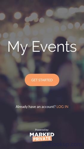 My Events by Marked Private