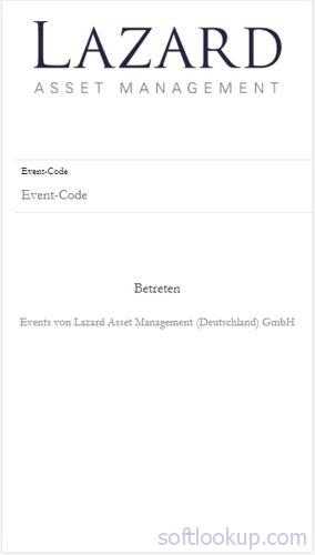 LAM Event App