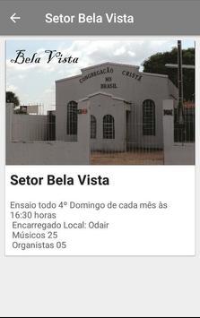 Agenda Musical CCB Araguaina