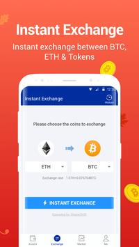 SafeWallet - Buy Bitcoin/ETH/USDT, Crypto Wallet